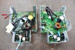 画像1: 不動コンプレッサー修理 コントロールボックス交換 EC1433H ツールヤード岡山 (1)