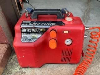画像1: 《買取価格23,000円》 マックス エアーコンプレッサー AK-CH7700E買取しました。 (1)