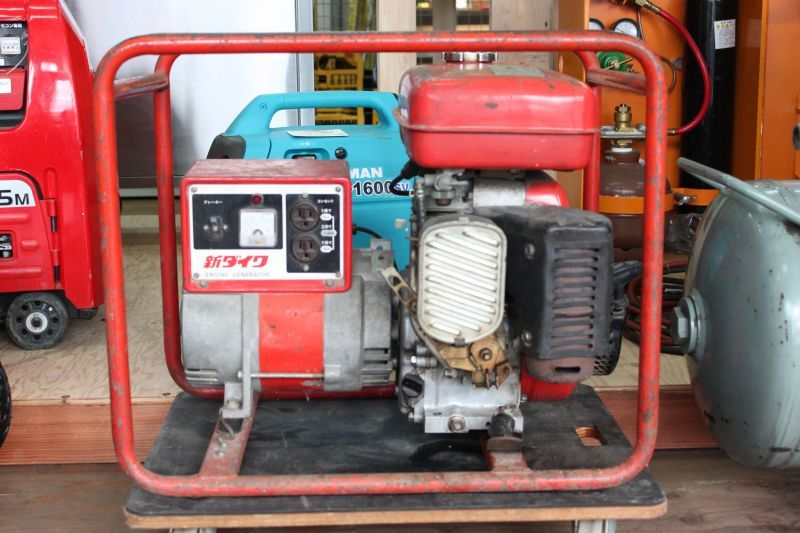画像1: 新ダイワ 発電機 EG2800 2.5kVA 入荷 格安販売! (1)