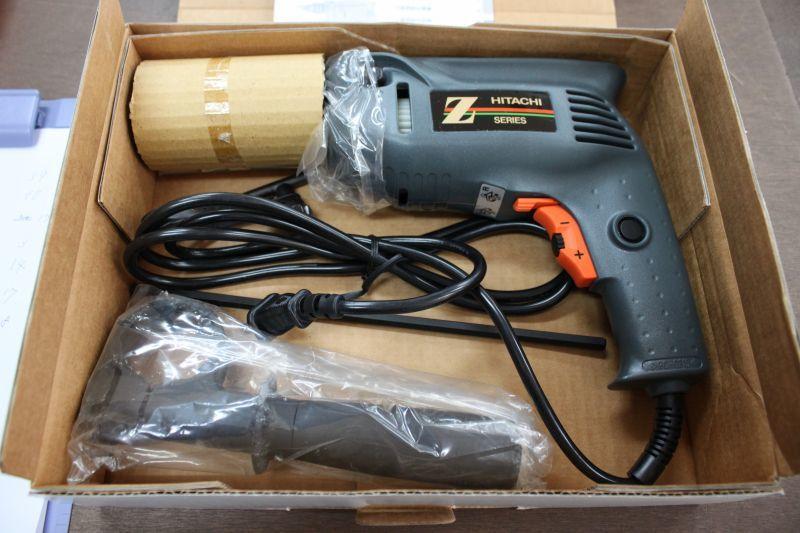 画像1: 未使用 日立 振動ドリル FDV16VB 買取しました。 (1)
