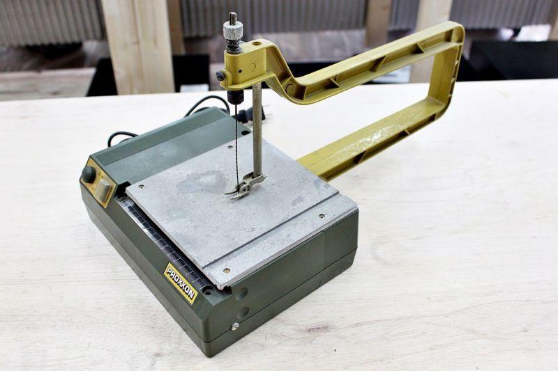 画像1: プロクソン コッピングソウ 28086 糸鋸盤 買取しました。 (1)
