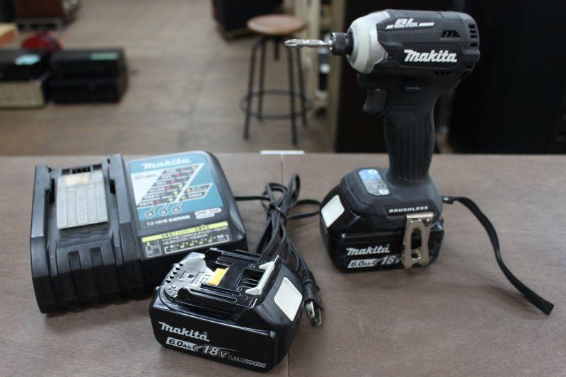 画像1: 中古 マキタ インパクトドライバ TD171D 買取しました。 (1)