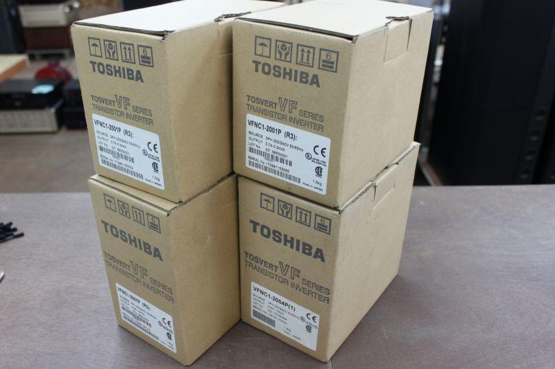 画像1: 東芝製 インバーター 未使用 買取しました。 (1)