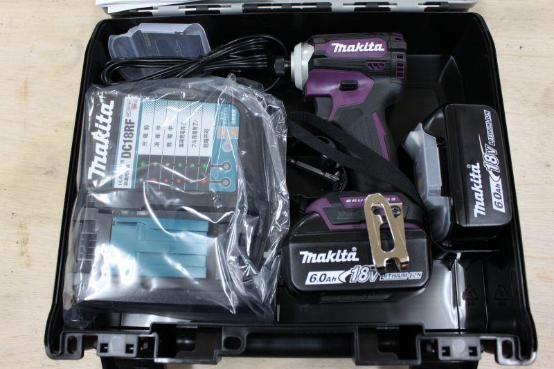 画像1: 限定色!マキタ インパクトドライバ TD171DRGXAP 買取しました。 (1)
