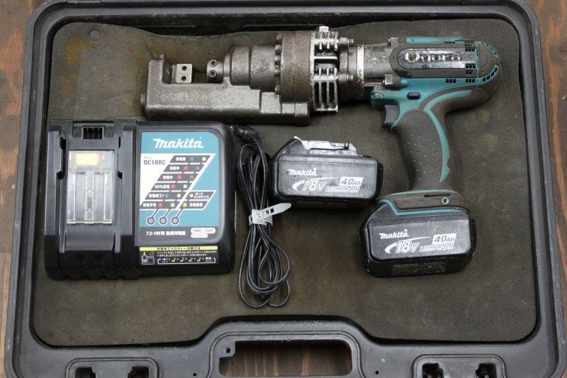 画像1: オグラ 充電式鉄筋カッター HCC-16DF 買取しました。 (1)