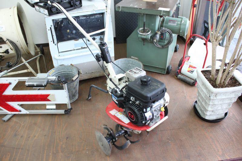 画像1: 中古 イセキ 小型管理機 VAC360 耕運機 買い取りさせていただきました。 (1)