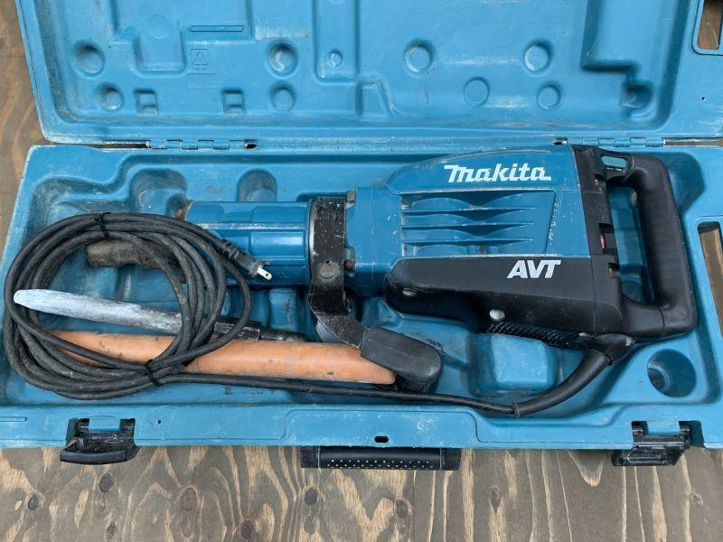 画像1: 中古 マキタ 電動ハンマ HM1317C 買取させていただきました。 (1)