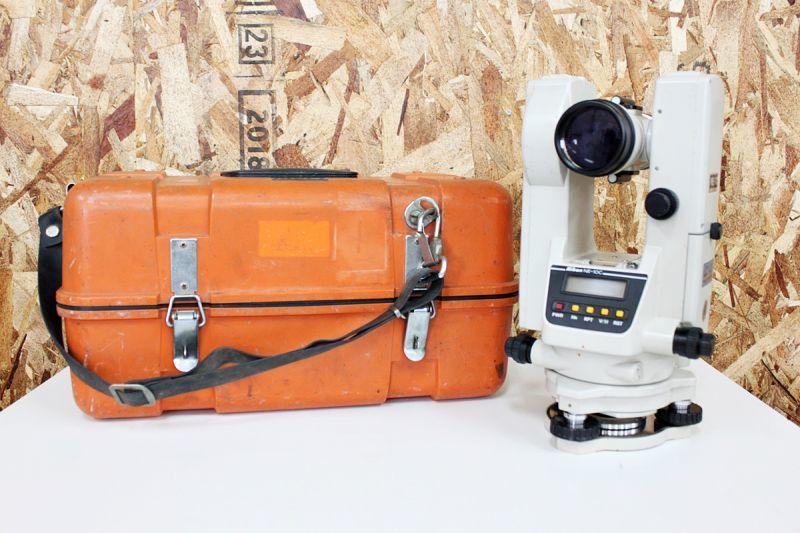 画像1: 測量機器の買取はお任せください! ニコン デジタルセオドライト NE-10C 買取させていただきました。 (1)