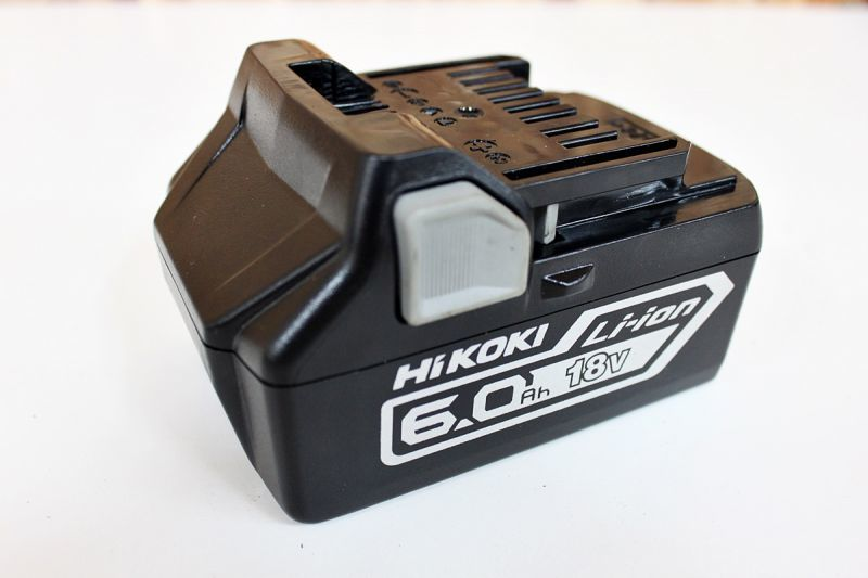 画像1: バッテリー1個でもOK!HiKOKI リチウムイオン電池 BSL1860 買取させていただきました。 (1)