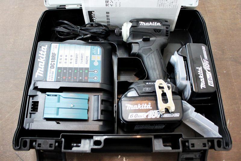 画像1: 即売れ品 超美品 マキタ インパクトドライバー TD171DRGXB 買取させていただきました。 (1)