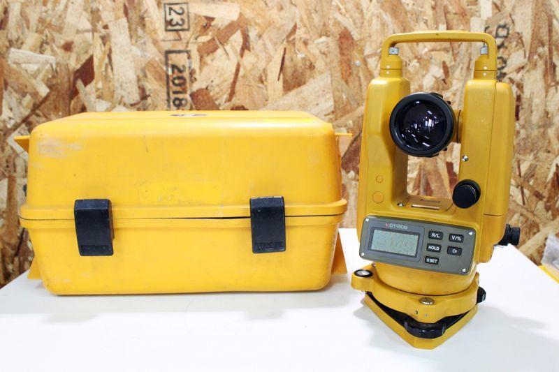 画像1: トプコン デジタルセオドライト DT-20S 買取させていただきました。 (1)