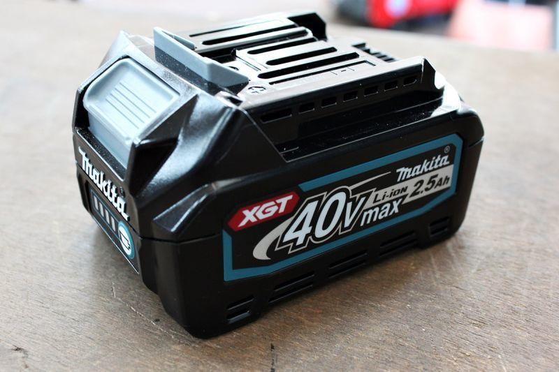 画像1: 未使用 マキタ 40V リチウムイオンバッテリー BL4025 買取させていただきました。 (1)