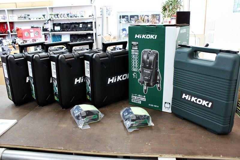 画像1: 新品 HiKOKI(旧日立工機) 色々買取させていただきました。マルチボルト 36V インパクトドライバ インパクトレンチ (1)