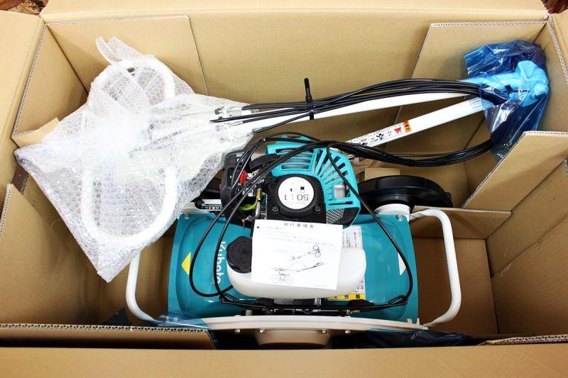 画像1: 新品 クボタ 自走式草刈機 カルモ GC-K300D 買取させていただきました。 (1)