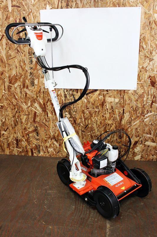 画像1: 新品 クボタ 自走式草刈機 カルマックス GC-K402EX 買取させていただきました。 (1)