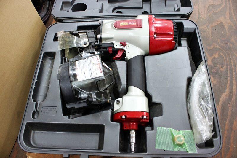 画像1: 常圧の90mmです!マックス 釘打機 CN-890S 買取させていただきました。 (1)