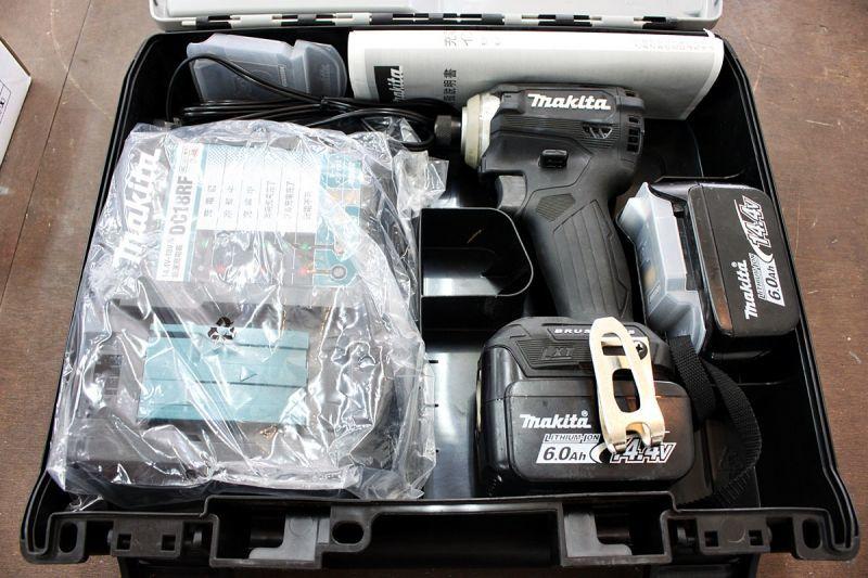 画像1: LINE査定からの買取 マキタ 充電式インパクトドライバ TD161DRGXB 買取させていただきました。 (1)