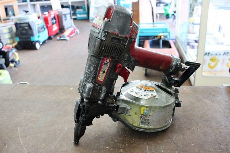 画像1: マックス 50mm高圧釘打機 HN-50N 買取させていただきました。 (1)