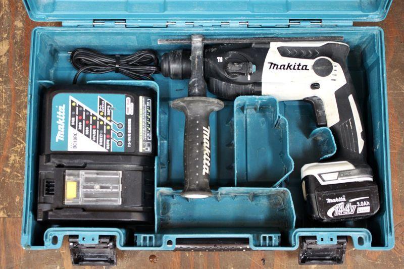 画像1: 買取 マキタ 充電式ハンマドリル HR164DRF 買取させていただきました。ツールヤード岡山店 (1)