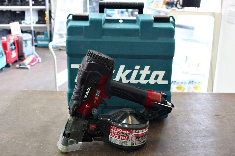 画像1: 買取 マキタ 50mm高圧釘打機 AN531H 買取させていただきました。ツールヤード岡山 (1)
