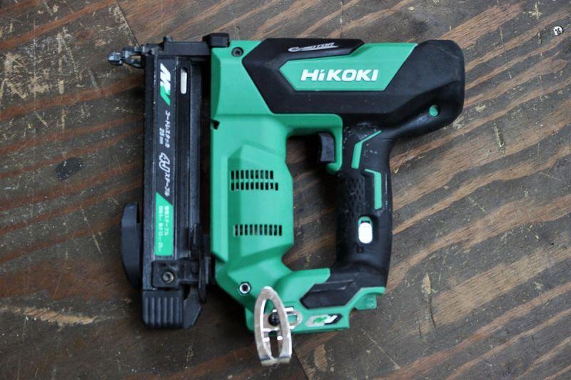 画像1: 買取 HiKOKI コードレスタッカ N3604DJ 本体のみ 買取させていただきました。ツールヤード岡山 (1)
