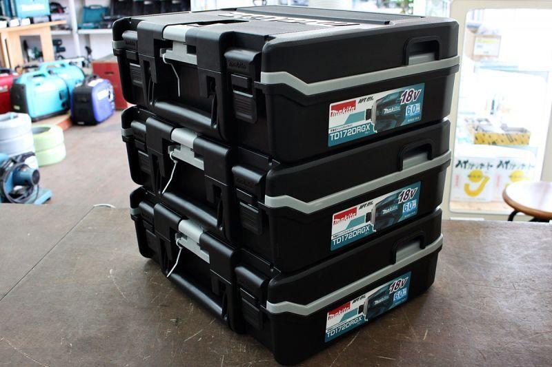 画像1: 最新型 マキタ インパクトドライバ TD172DRGX まとめて3台買取させていただきました。ツールヤード岡山 (1)