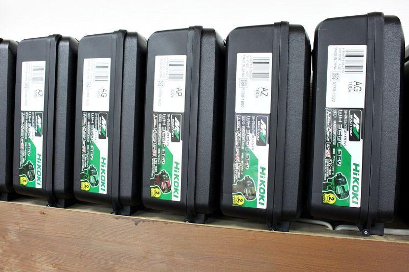 画像1: 新品5台買取 HiKOKI 36Vインパクトドライバ WH36DC 2XP 買取させていただきました。ツールヤード岡山 (1)
