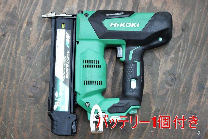 画像1: 中古買取 HiKOKI 36V 充電式フィニッシュネイラ NT3640DA 買取させていただきました。ツールヤード岡山 (1)