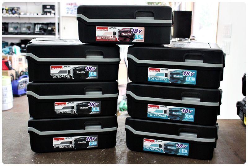 画像1: 大量買取 マキタ 18Vインパクトドライバ TD172DRGX TD172DRGXB TD172DGXAR 買取させていただきました。ツールヤード岡山 (1)